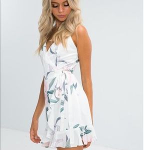 Hello Molly Dresses - Floral Wrap Dress